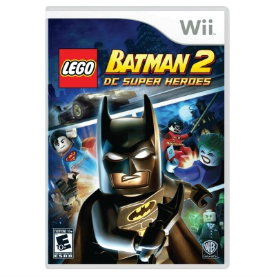 Lego Batman Surper Hero Wii