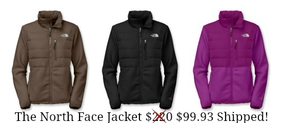 North face coupons discounts