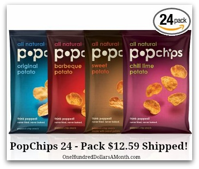 Pop Chips coupon