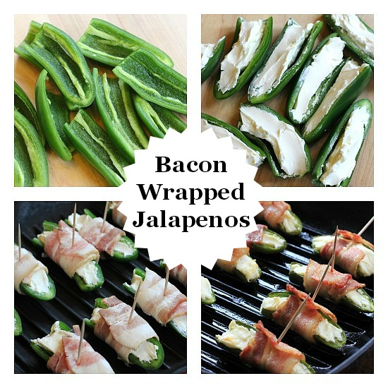 Super Bowl Recipes: Bacon Wrapped Jalapenos