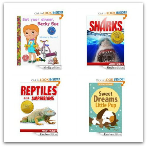 amazon kindle books free children's