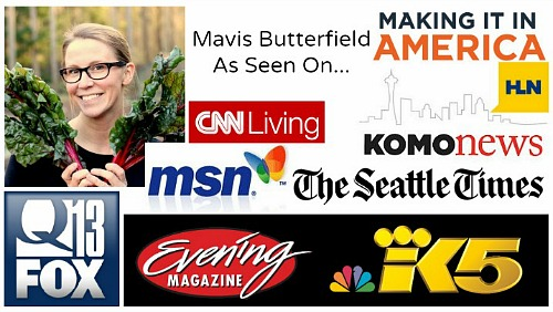 as seen on tv logo mavis butterfield