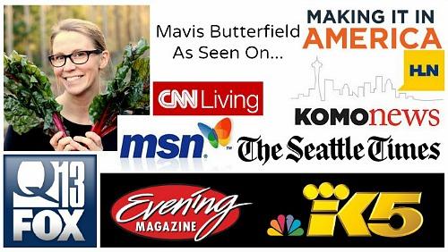 as seen on tv logo mavis butterfield