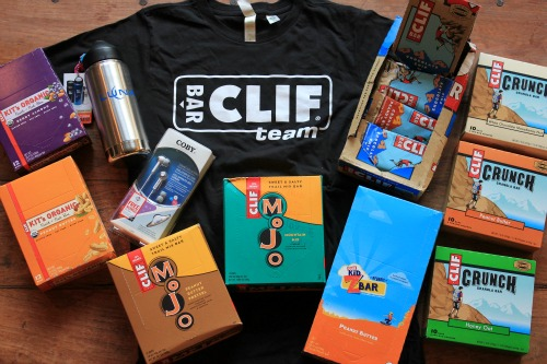 clif bar team package