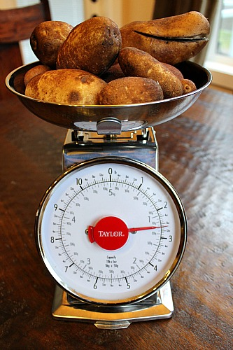 cool kitchen scale