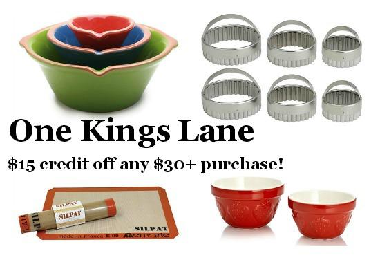 free credit one kings lane