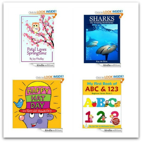 free kindle books childrens