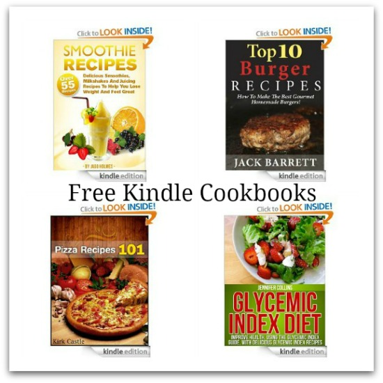 Free Amazon Kindle Books – Cooking, Gardening, Self Help, + Children's Books
