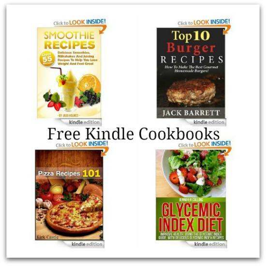 Free Amazon Kindle Books – Cooking, Gardening, Self Help, + Children's Books