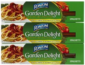 garden ronzoni pasta