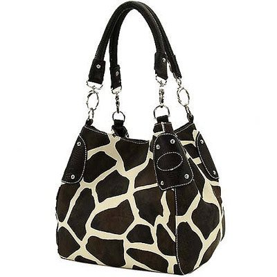 giraffe purse