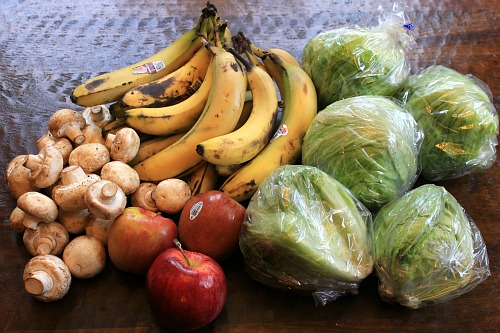how to find free produce