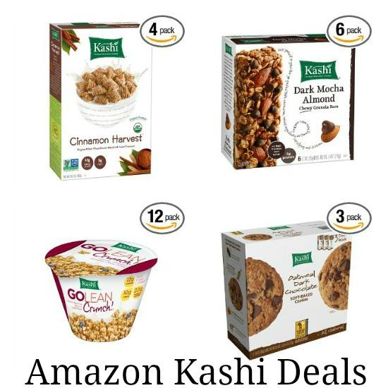 kashi cereal cookies bars