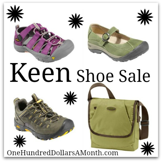 keen shoe coupons
