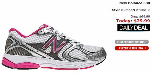 new balance runnign shoe woman's