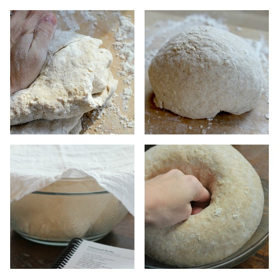 oatmeal bread recipe pictures