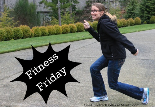 Fitness Friday – Tacoma Marathon 2013