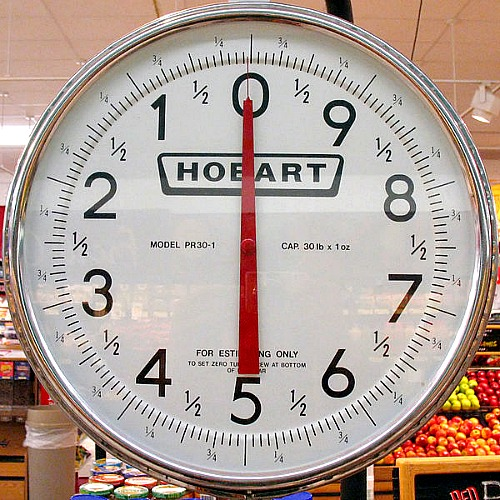 How to Save Money at the Grocery Store – Weighing Produce