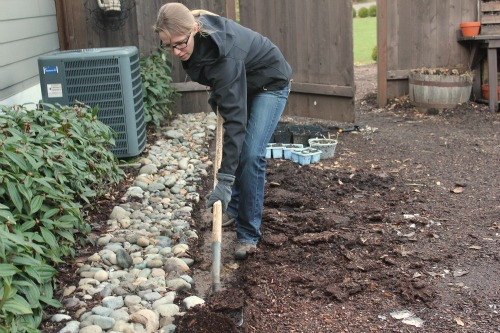 Rock Landscaping Underlayment : Home depot inventions best design and decorating ideas