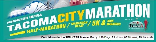 tacoma marathon 2013