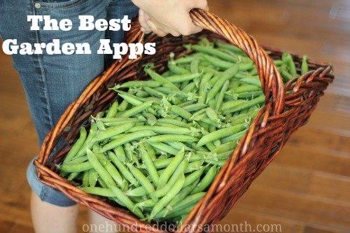 the best garden apps