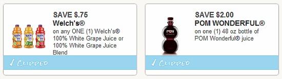 welch's juice pom juice coupon