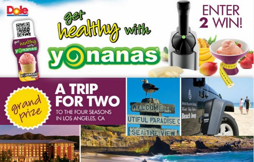 yonanas sweepstakes