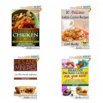 Free Amazon Kindle Books – Cooking, Home and Garden, How To and Children's Books