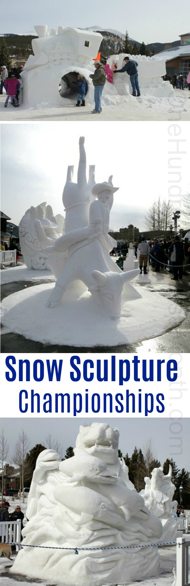 2013 International Snow Sculpture Championships