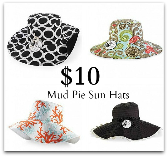 Mud Pie Sun Hats