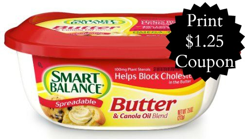Smart-Balance-Spreadable