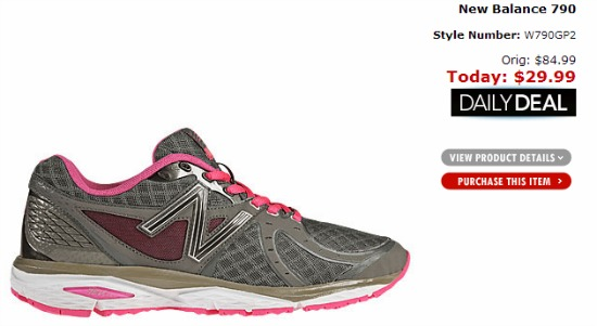 black and pink running shoe