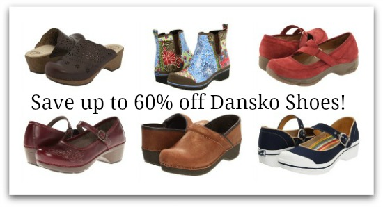 dansko shoe sale
