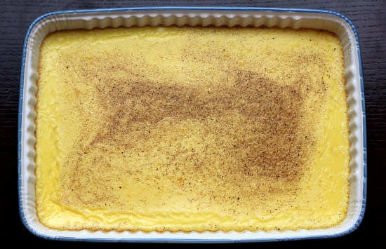 Old Fashioned Egg Custard Recipe