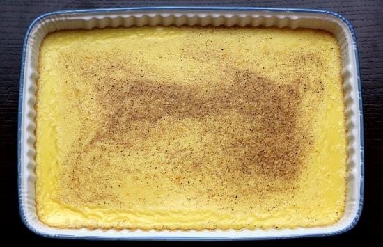 egg custard recipe