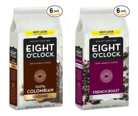 eight o clock coffee coupons
