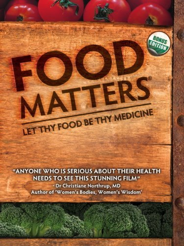 Friday Night at the Movies – Food Matters