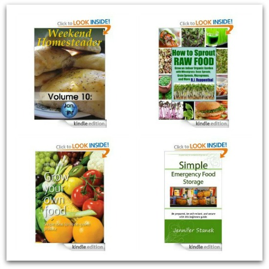 free kindle books gardening