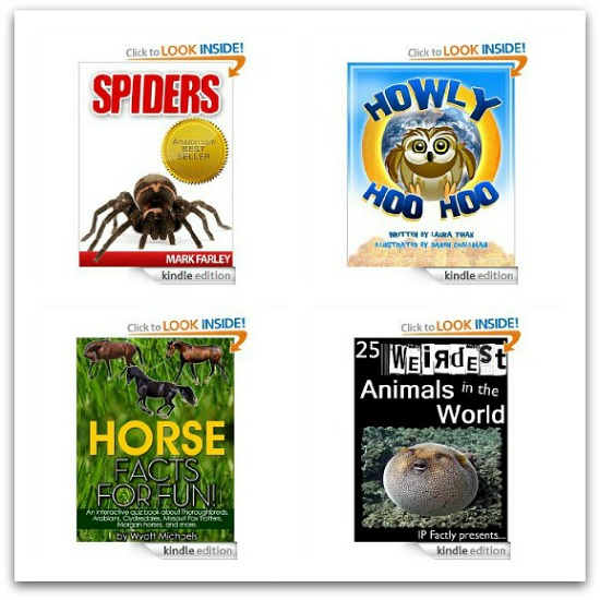 free kindle books kids