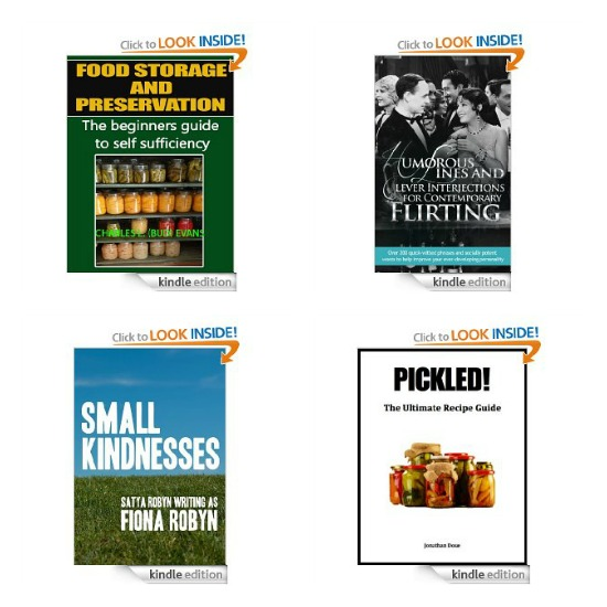 free kindle canning books
