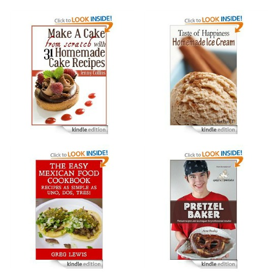 Free Amazon Kindle Books – Gardening, Cooking, Children's + More