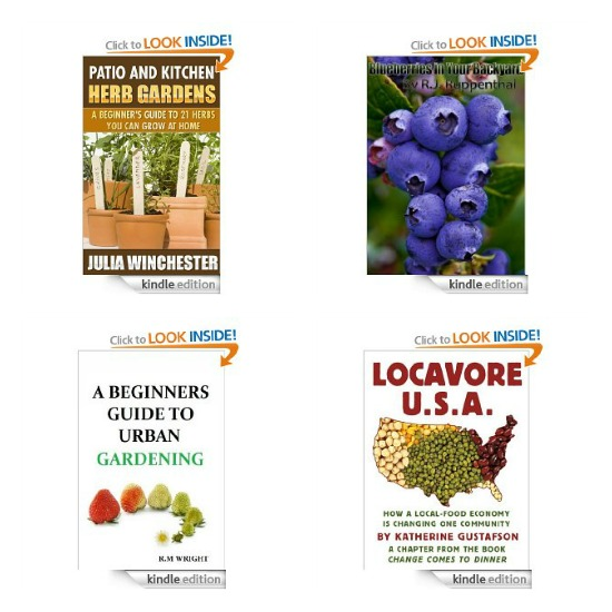 free kindle gardening books