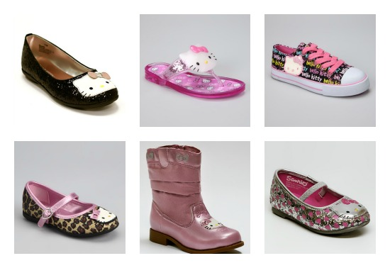 hello kitty shoes sandles boots