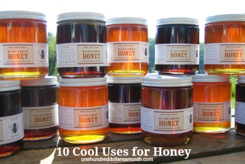 10 Cool Uses for Honey