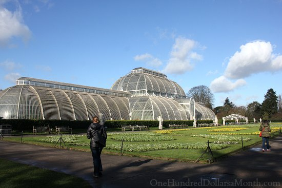 Royal Botanical Gardens, Kew Garden