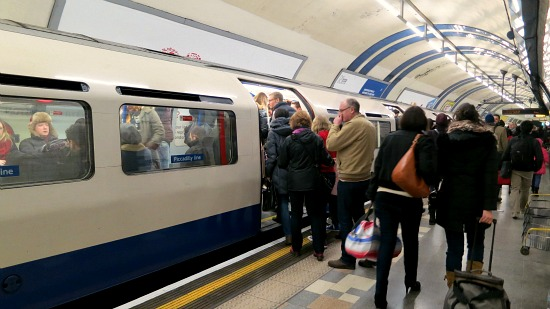 london tube Piccadilly line