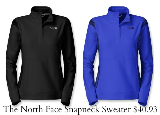 the north face pullover womans