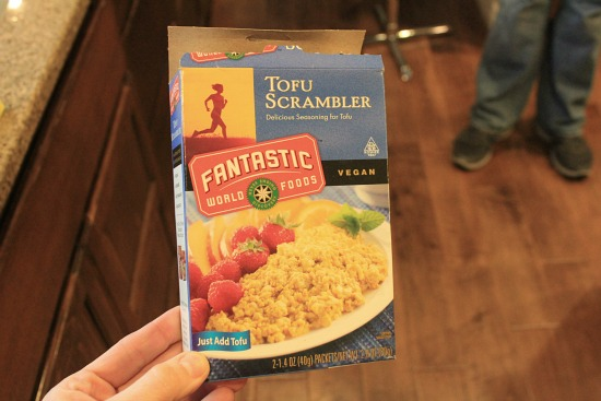 tofu scrambler