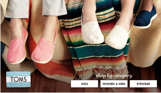 toms shoes coupon
