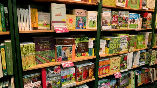 top gardening books